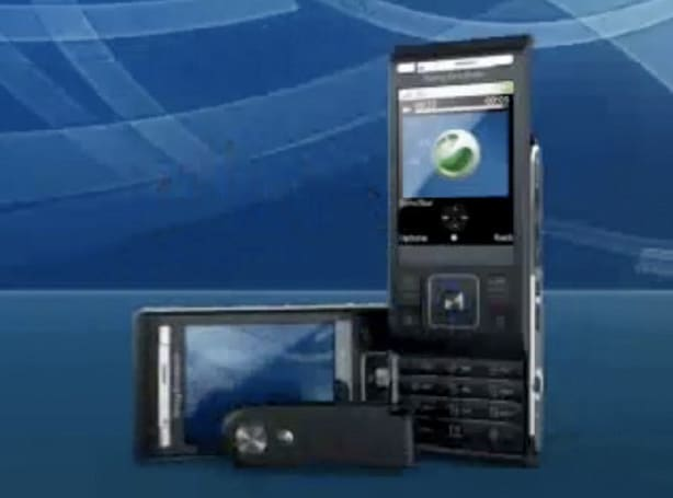 """Sony Ericsson's C905 set revealed in yet another """"leaked"""" vid"""