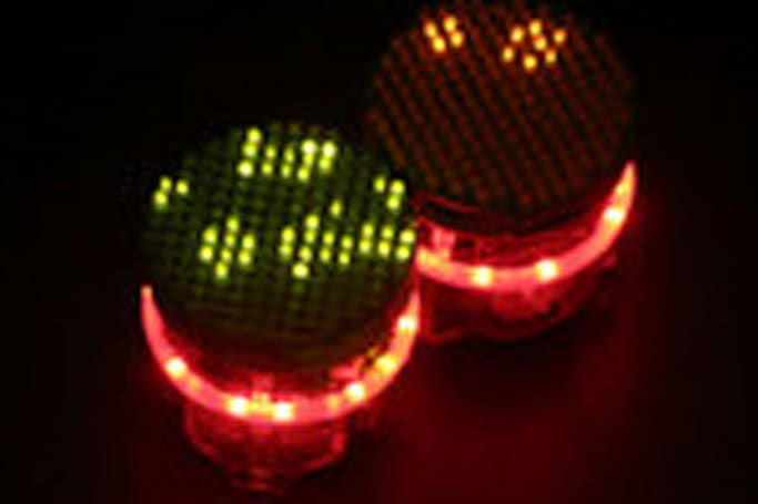 GlowBots develop relationships, express emotions via LEDs