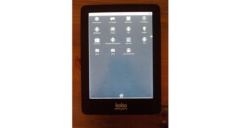 Hackers turn Kobo Glo e-reader into a fully fledged Android tablet