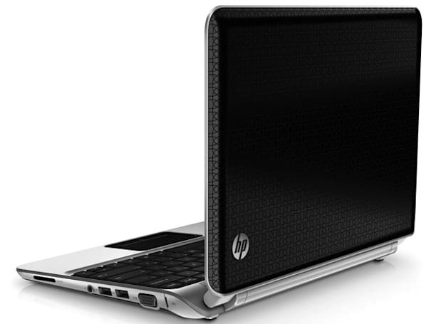 HP's 3105m is the Pavilion dm1z, rebadged for the business set