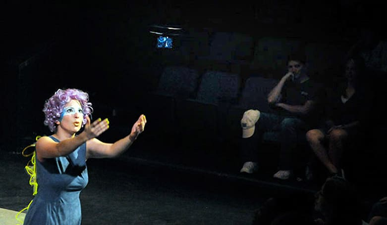 Robots perform in 'A Midsummer Night's Dream,' said to outdo the cast of New Moon