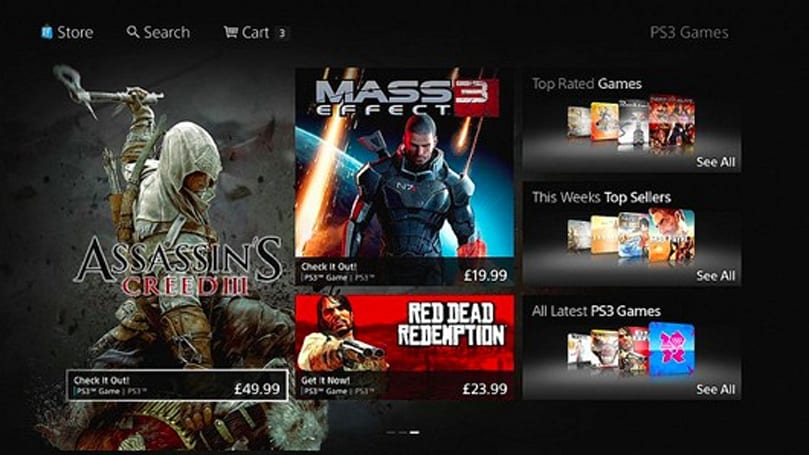 PlayStation Store reboot misses UK launch, no new date provided