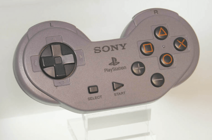 PS1 designer on the fight for controller handles, what the button icons really mean