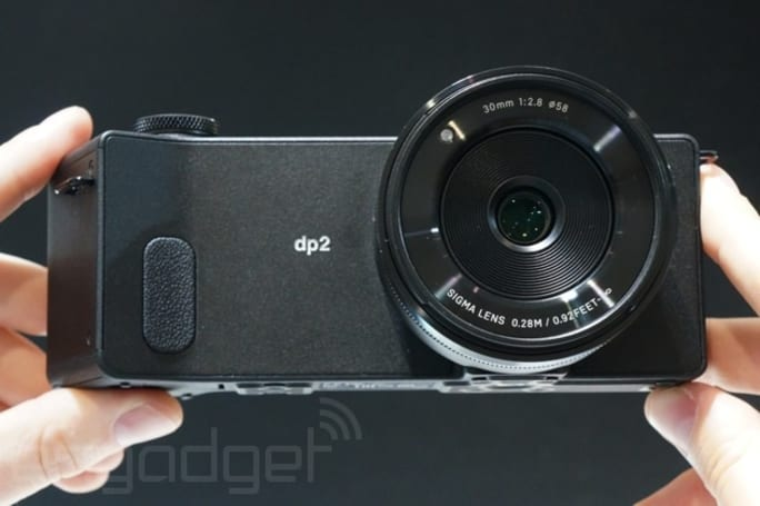 Sigma's unique dp2 Quattro camera can be yours in August for $999