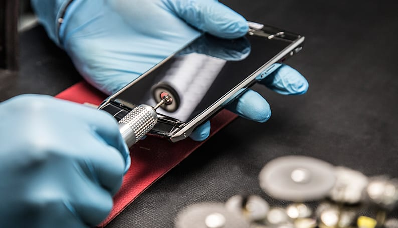Vertu's mysterious Chinese buyer has its own secure smartphone OS