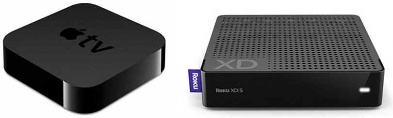 New Apple TV, Roku media streamers race to break one million in sales