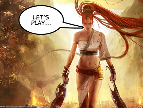 July's European PSN Store offerings - Heavenly Sword demo and more