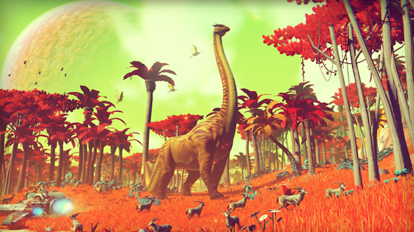 JXE Streams: Talking 'No Man's Sky' with Hello Games
