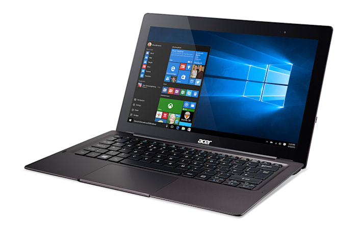 Acer's Aspire Switch 12 S: a convertible laptop with USB Type-C