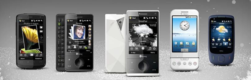 White Touch Diamond now on HTC's website