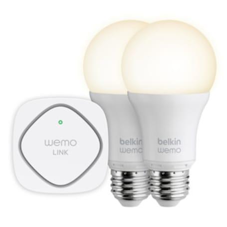 Belkin pumps up WeMo home automation line with lights, maker kit, and Smart Crock-Pot