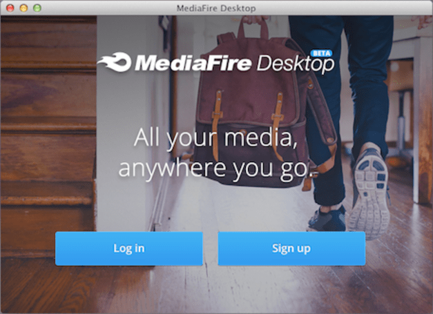 MediaFire launches MediaFire Desktop cloud file-sharing client for OS X
