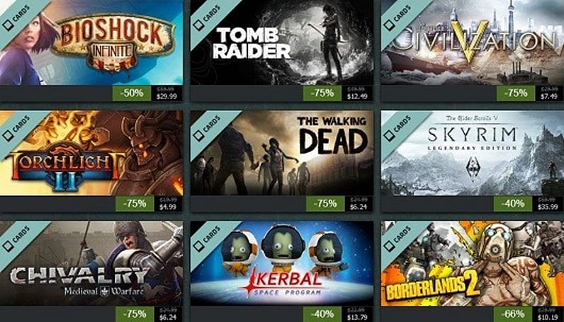 Steam Summer Sale, final day: Dishonored, BioShock Infinite, Tomb Raider and more