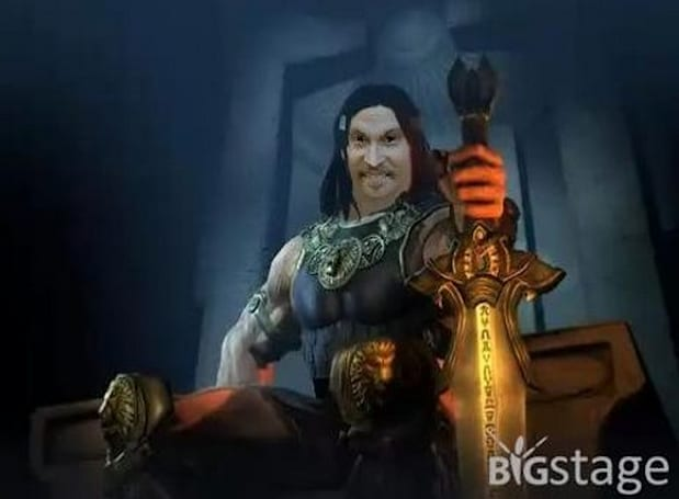 """Face-capturing tech to be """"in-game soon"""" for Age of Conan [UPDATED]"""