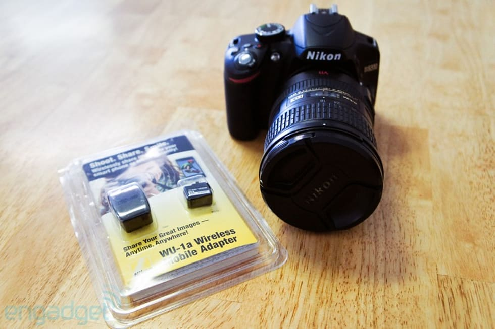 how to connect nikon d3200 with android phone