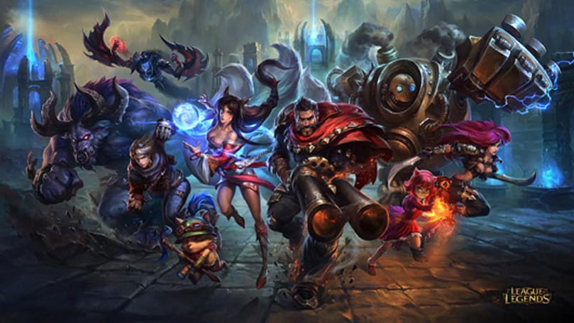 Riot is building a dedicated network for League of Legends