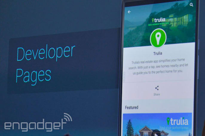 Android app makers can experiment with Play Store listings