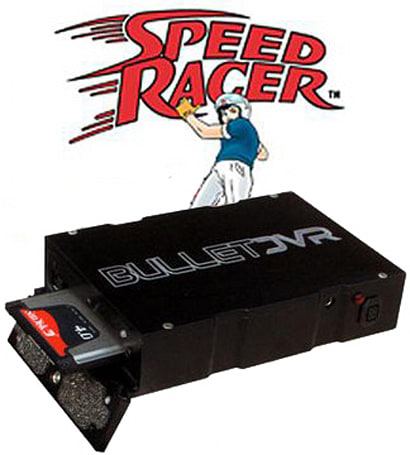 Bullet DVR video recorder: for Speedy, not Rex Racer