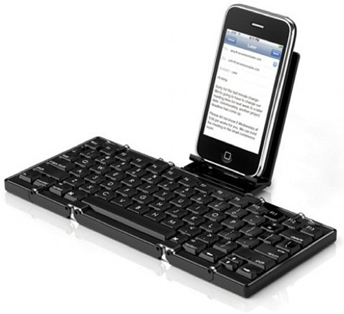 Shocker! Jorno folding Bluetooth keyboard available for pre-order