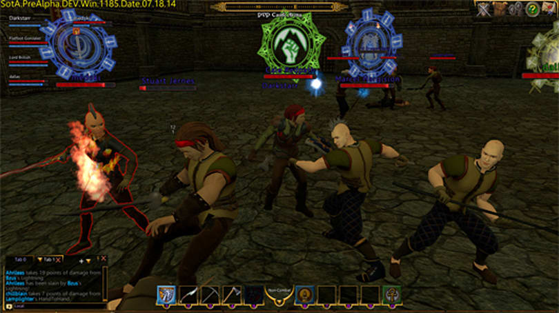Shroud of the Avatar's Release 8 is here, and so are its tutorials