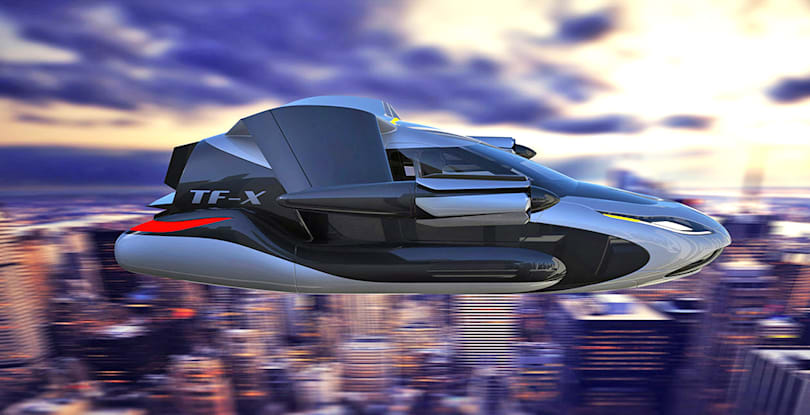 Inhabitat's Week in Green: A flying car by 2018, and more!
