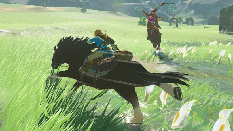 Nintendo's Switch won't run 'Zelda' at 1080p