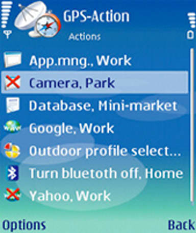 "GPS-Action puts the ""service"" in location-based service"