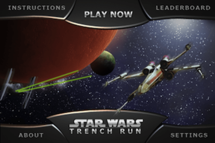 Star Wars: Trench Run for the $5 Jedi in all of us