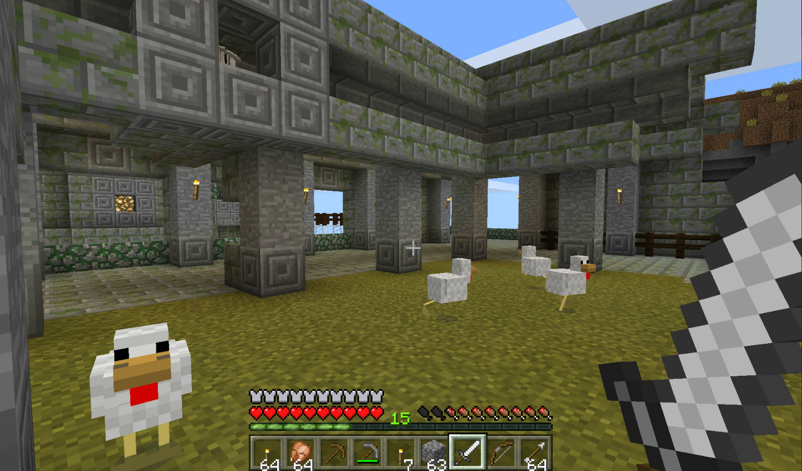 Play 'Minecraft' on the Oculus Rift today