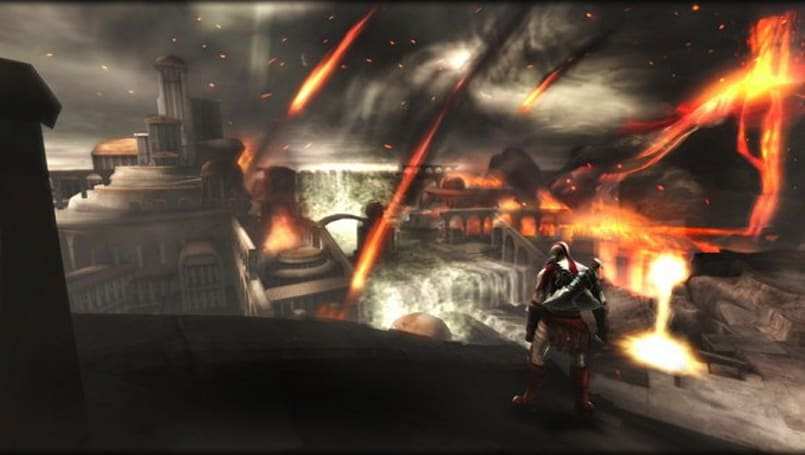 God of War: Ghost of Sparta brings Kratos back to PSP