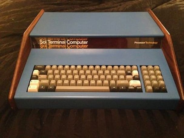 Want to own the computer that inspired the Apple II? Visit eBay now