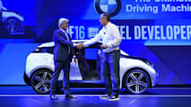 Intel forms a self-driving car technology group