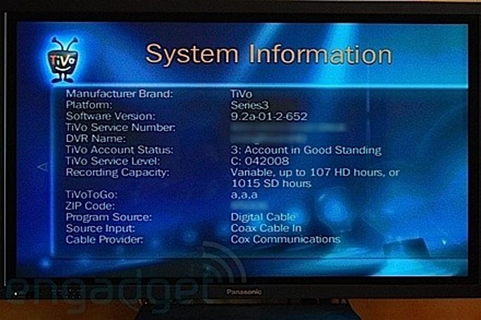 How to upgrade your TiVo HD with WinMFS