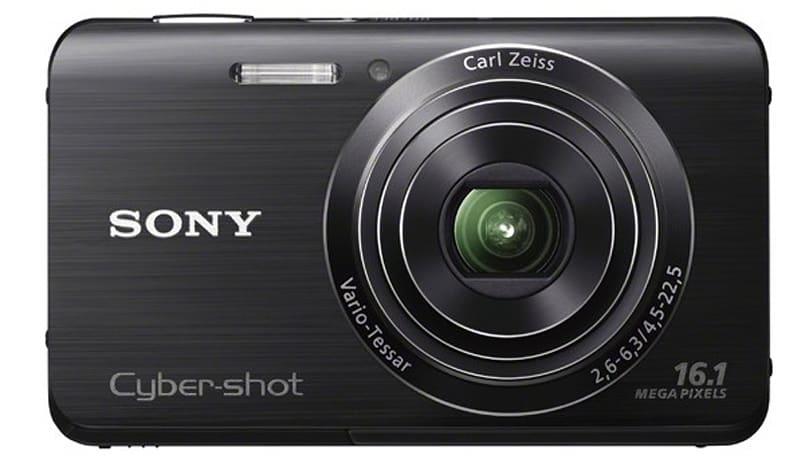 Sony keeps on rocking the Cyber-shot with three new models