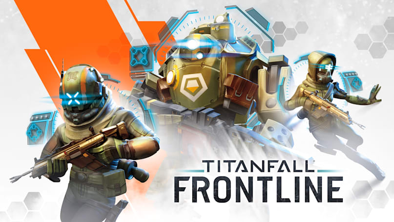 Titanfall's mobile debut is a 'Hearthstone' with mechs