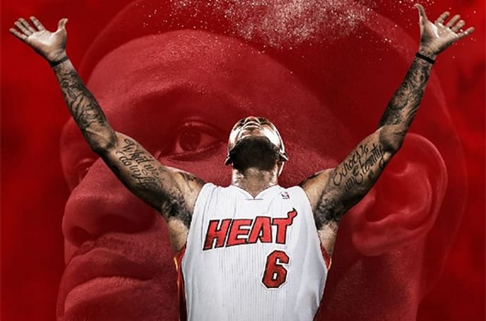 Next-gen NBA 2K14 trailer has been waiting for this moment for all its life