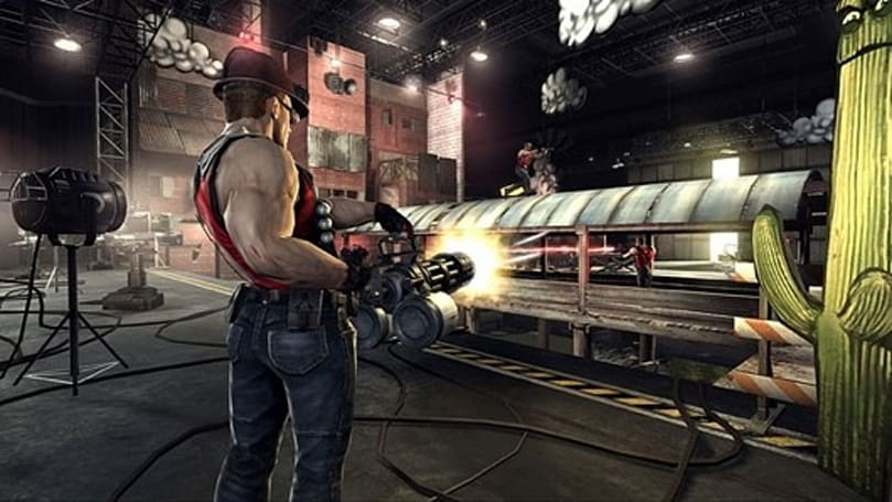 Hail to the Duke Nukem Forever DLC next week