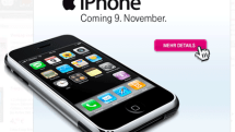 iPhone coming to Germany, again on November 9th