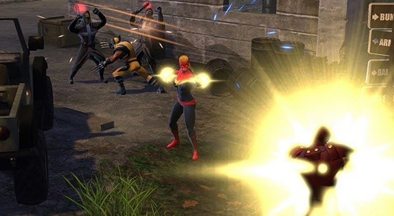 PAX East 2013: Hands-on with Marvel Heroes