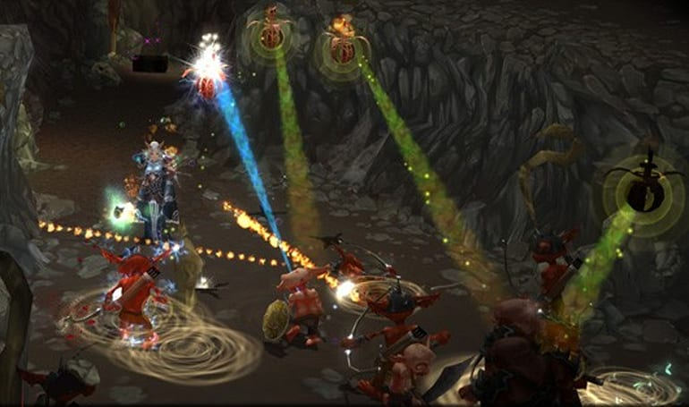Mythos starts closed beta just in time for the new year