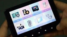 Teclast's M66 PMP features UI, display, buttons