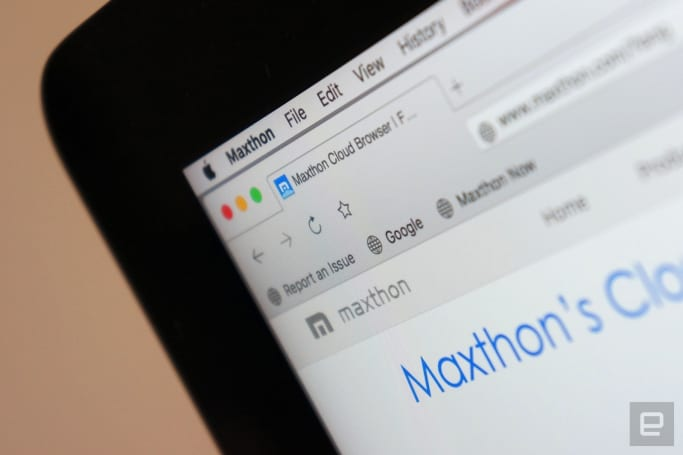 Maxthon browser reportedly collects sensitive data without asking