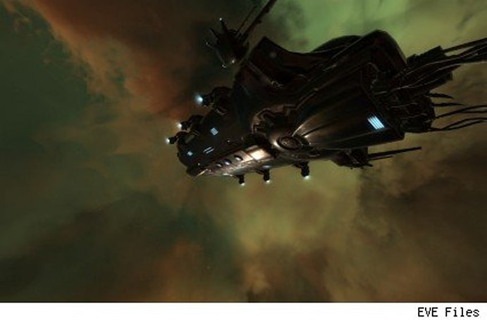 EVE Online developer explains new AI for the Sleeper race