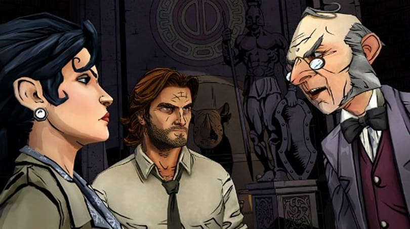 Free for All: MMOs for players with a penchant for The Wolf Among Us