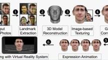 Mit Facebook-Schnappschüssen Gesichtserkennungs-Überwachung austricksen