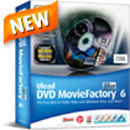 Corel's Ulead DVD MovieFactory 6 Plus does HD DVD / Blu-ray burning