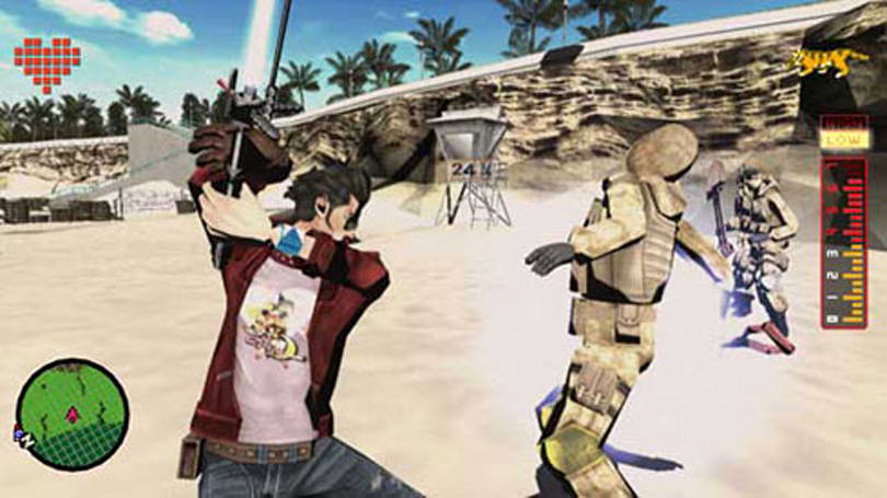 European No More Heroes removes bloody gameplay