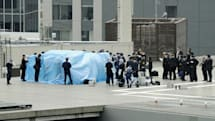 A radioactive drone landed on the Japanese Prime Minister's office (update: arrest)
