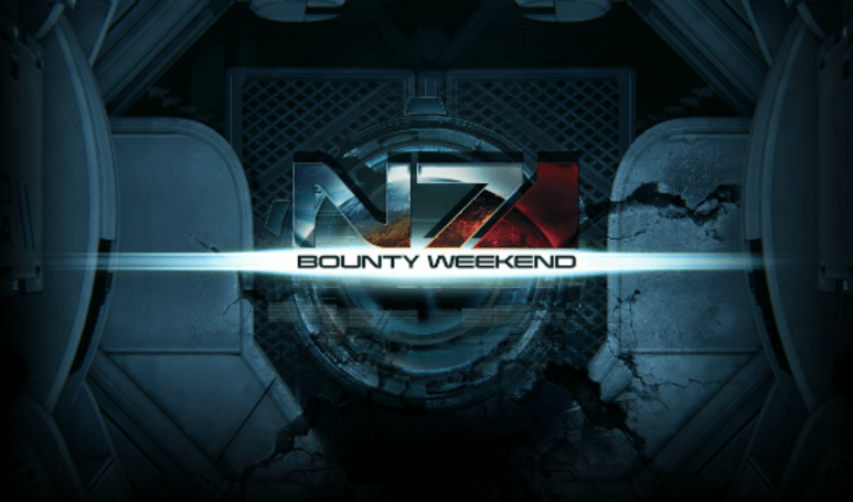 Mass Effect 3's 'Operation: Ballistic' weekend goes for the gold