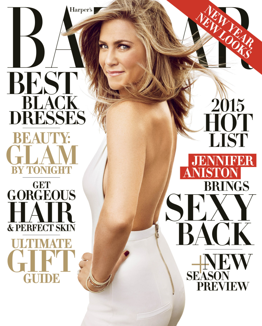 Jennifer Aniston in the prime of her life: Why she loves Justin, and why she forgave Brad